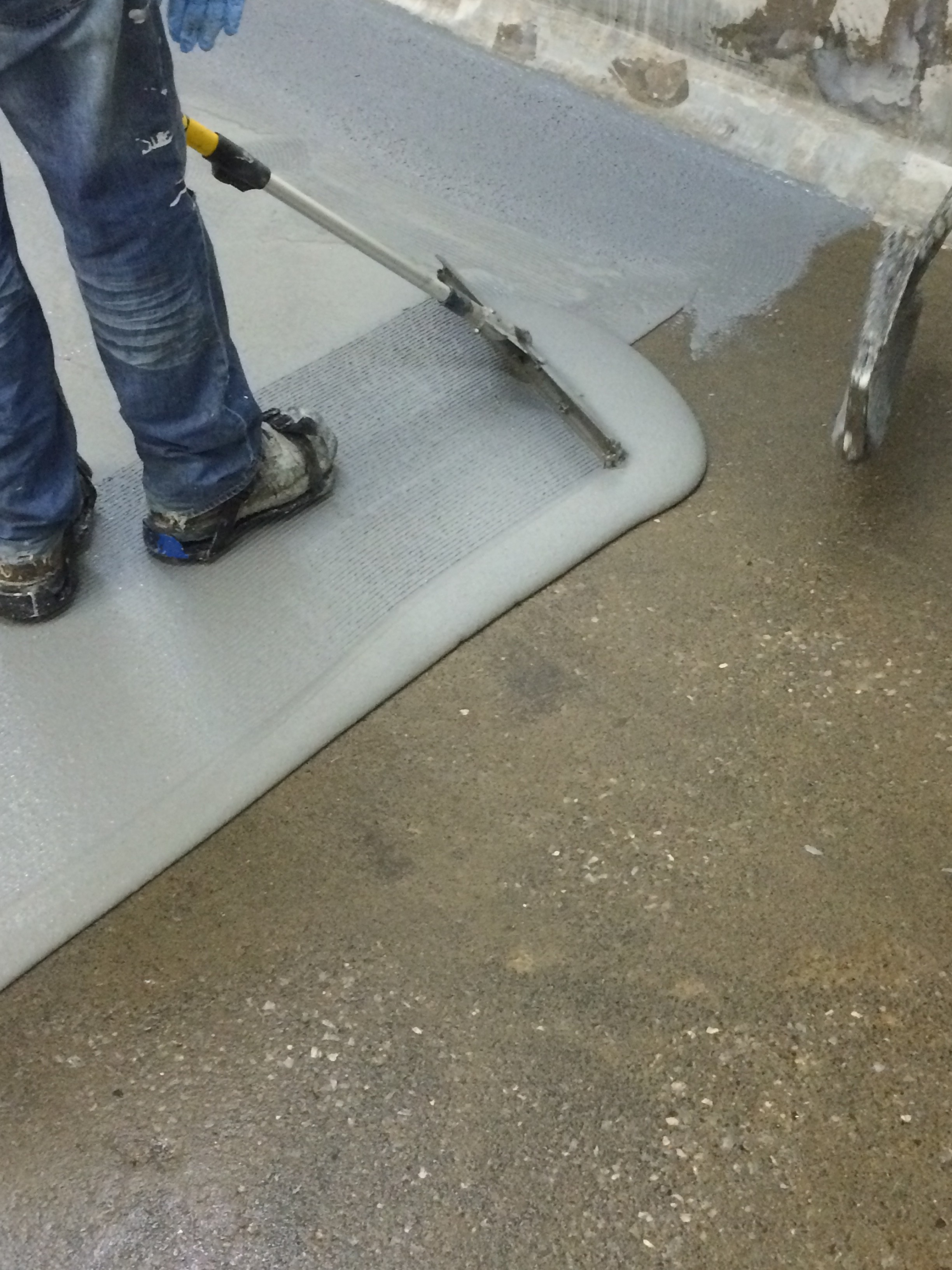 Cementitious Waterproofing Coating : Cementitious epoxy coating distributors